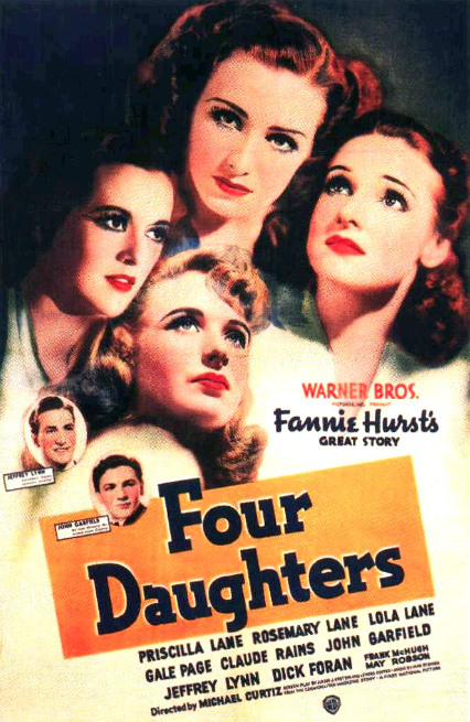 Four Daughters (1938) 📽