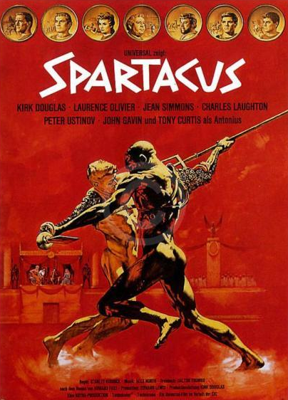 Spartacus (1960) 📖