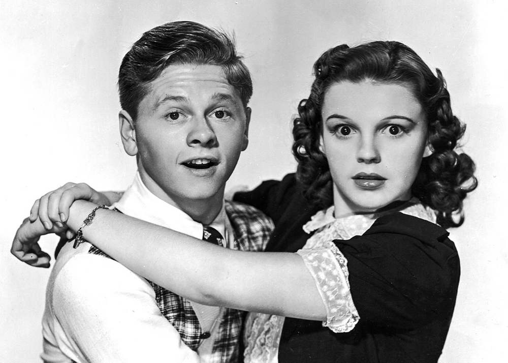 MGM Stories Part Seven: MGM\'s Children - Mickey Rooney and Judy ...