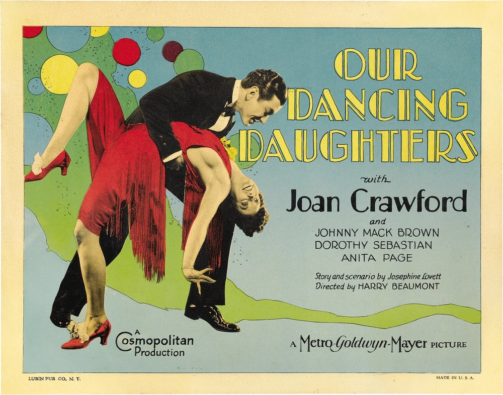 Our Dancing Daughters (1928) 📽