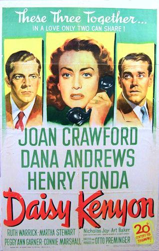 Daisy Kenyon (1947) 🌟