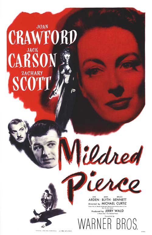 Mildred Pierce (1945) 🌟 📽