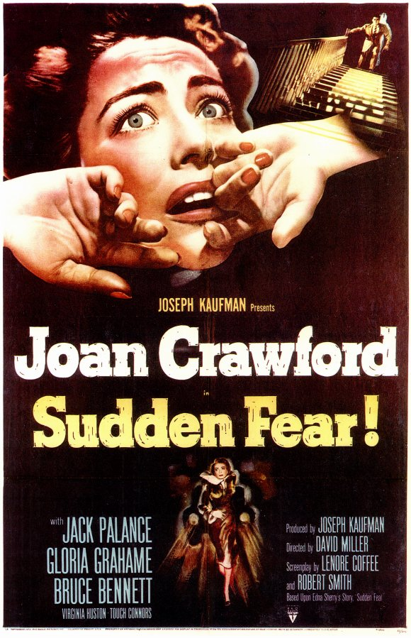 Sudden Fear (1952) 🌟