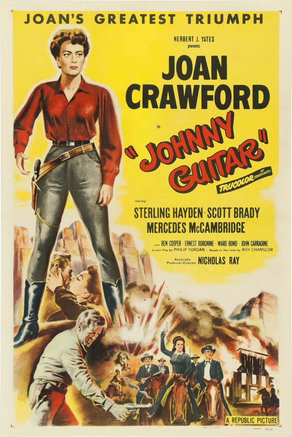 Johnny Guitar (1954) 🌟 📽