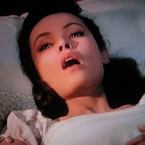 STAR WARS EPISODE IV: GENE TIERNEY (OR, THE MANY LOVES OF HOWARD HUGHES, CHAPTER 5)