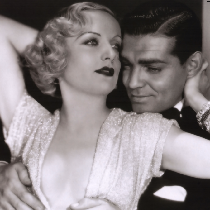 STAR WARS EPISODE II: CAROLE LOMBARD AND CLARK GABLE (YMRT #28)