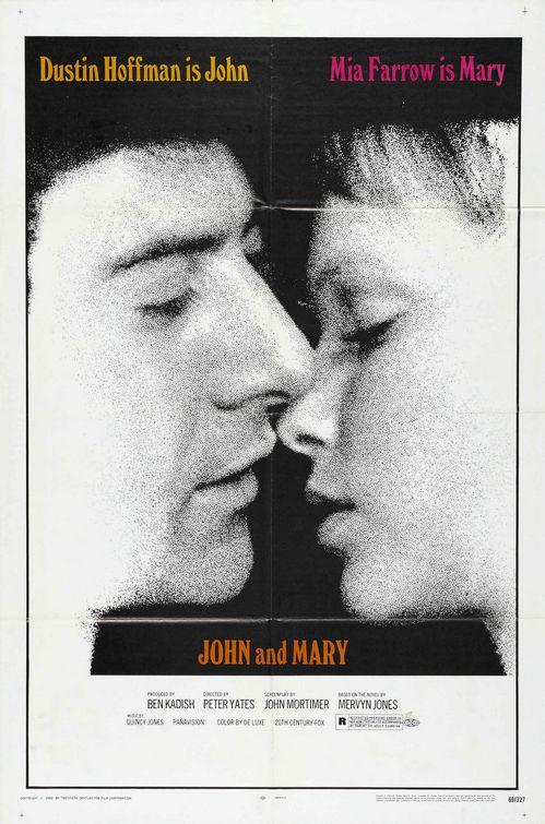 John and Mary (1969) 📖