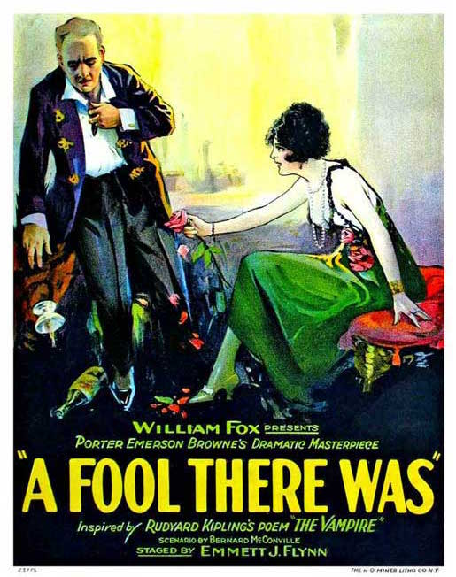 A Fool There Was (1915) 📖
