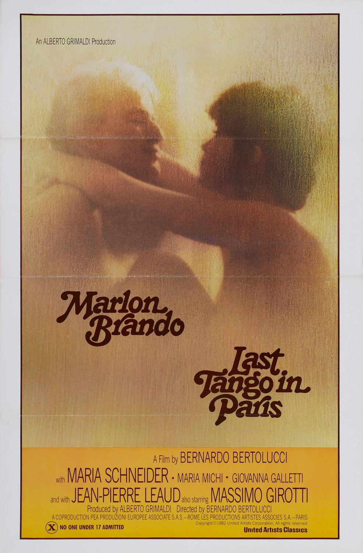 Last Tango in Paris (1972) 🌟
