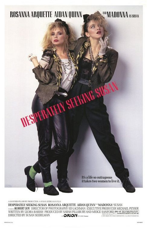 Desperately Seeking Susan (1985) 📽