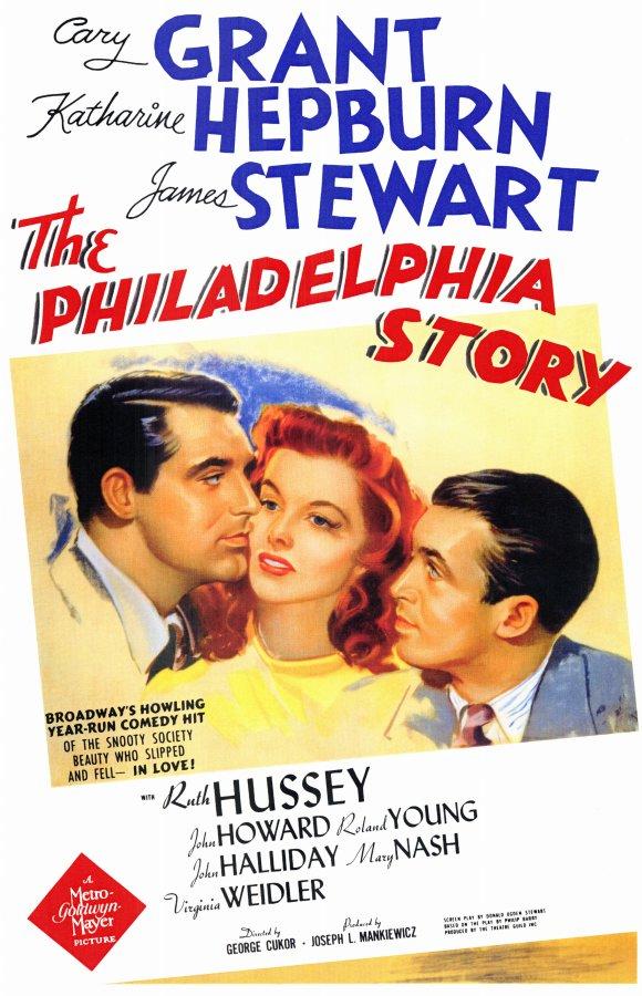 The Philadelphia Story (1940) 🌟