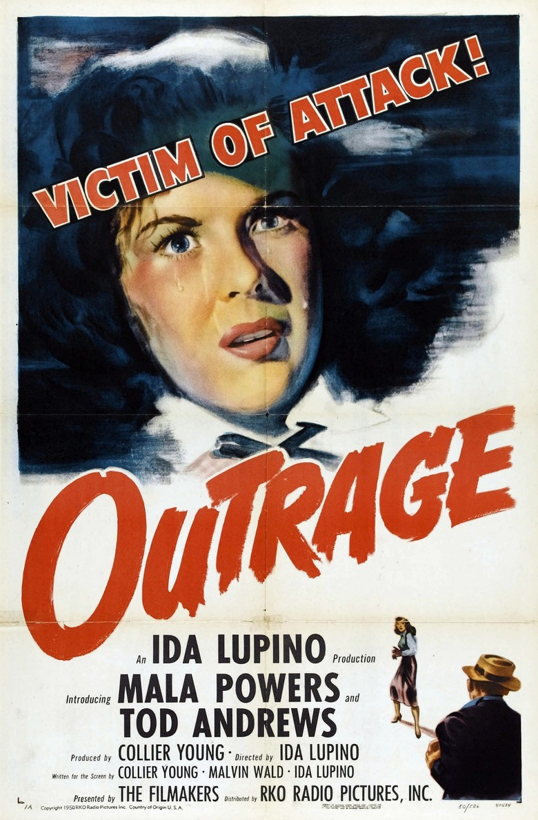 Outrage (1950) 📖