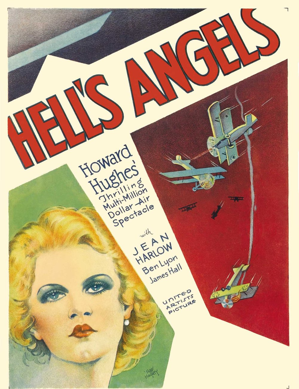 Hell's Angels (1930) 📖