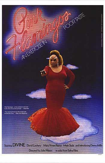 Pink Flamingos (1972) 📽