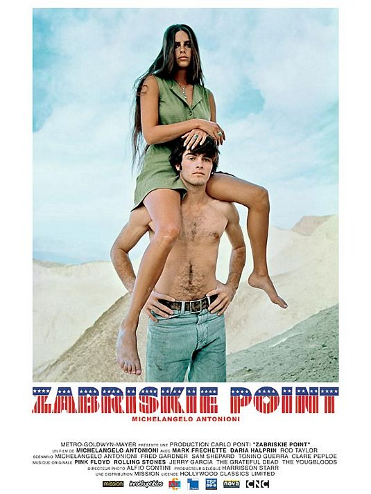Zabriskie Point (1970) 🌟