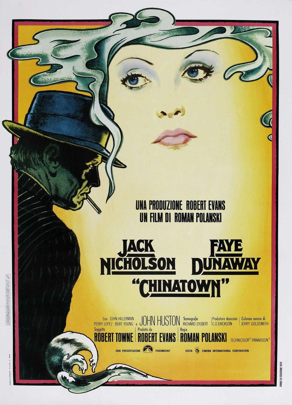 Chinatown (1974) 🌟
