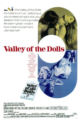 Valley of the Dolls (1967) 🌟