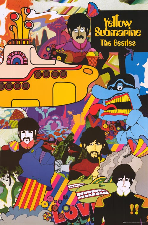 Yellow Submarine (1968) 📖