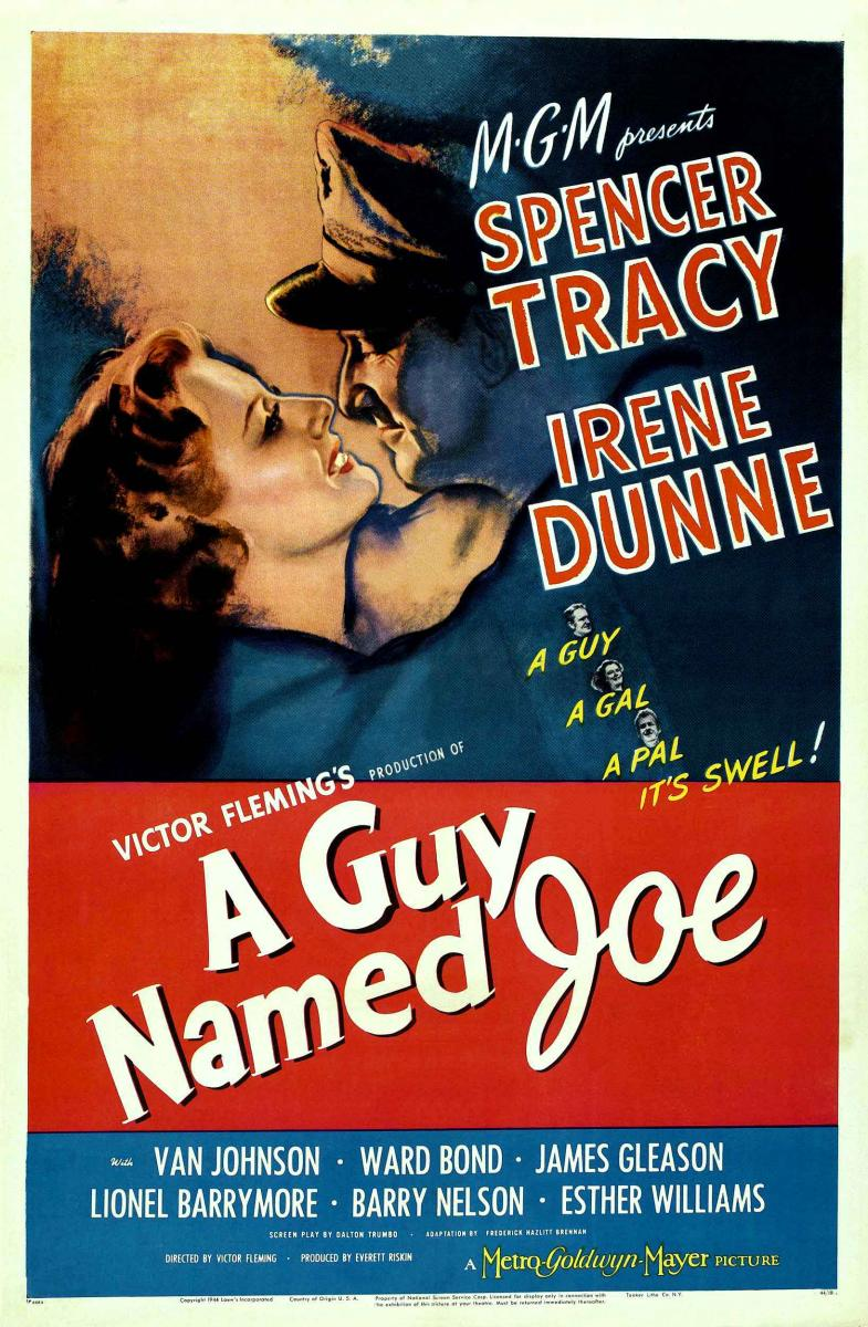 A Guy Named Joe (1943) 📖