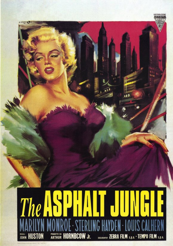 The Asphalt Jungle (1950) 📽
