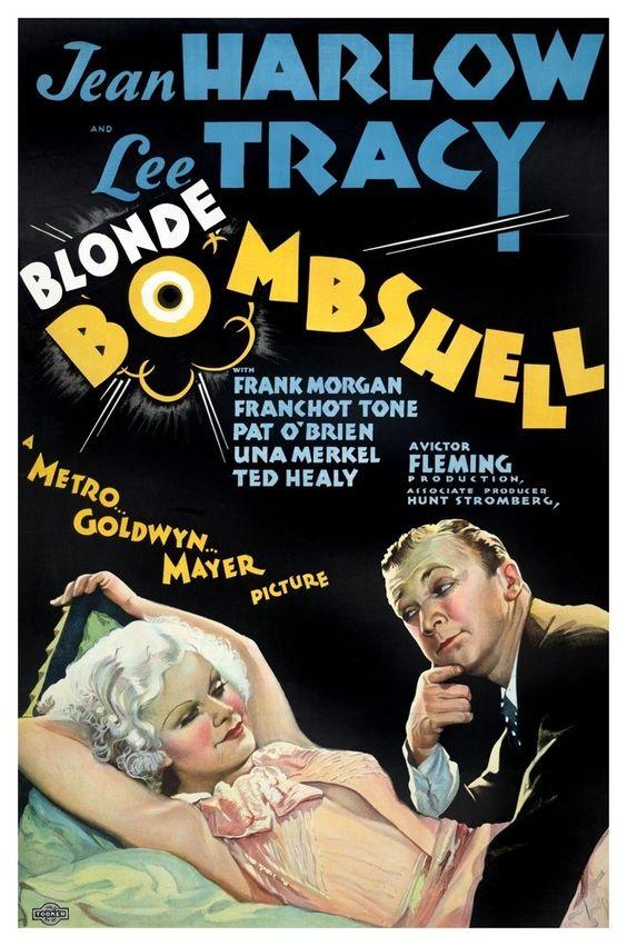 Bombshell (1933) 🌟