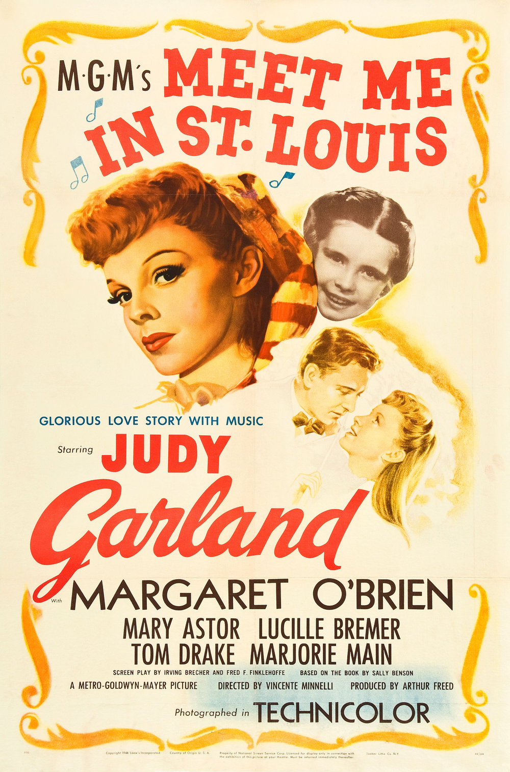 Meet Me in St. Louis (1944) 🌟