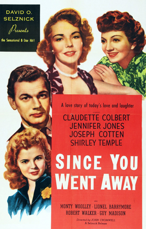 Since You Went Away (1944) 📽
