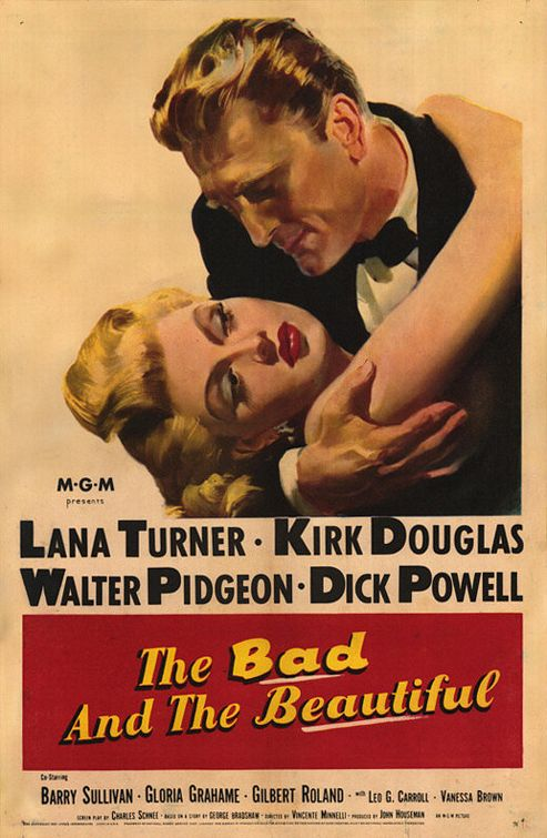 The Bad and the Beautiful (1952) 🌟