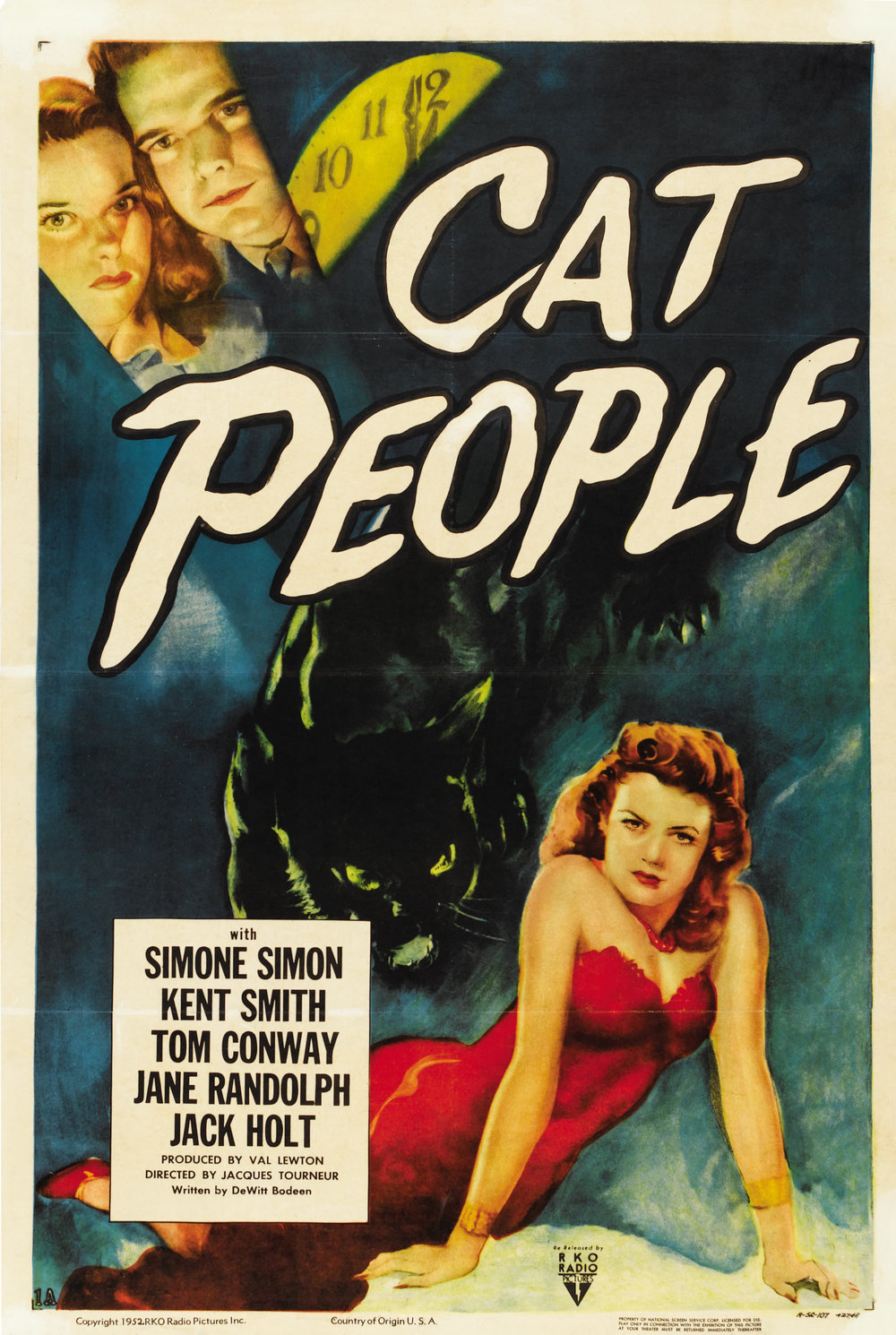 Cat People (1942) 🌟