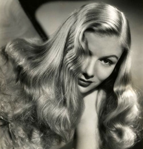 Veronica Lake by George Hurrell, c. 1942