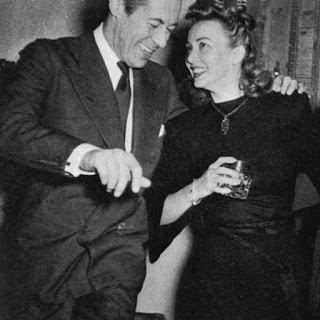 Rex Harrison and Carole Landis