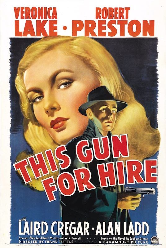 This Gun for Hire (1942) 📽