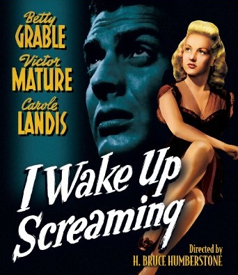 I Wake Up Screaming (1941) 🌟