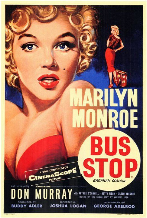 Bus Stop (1956) 📽