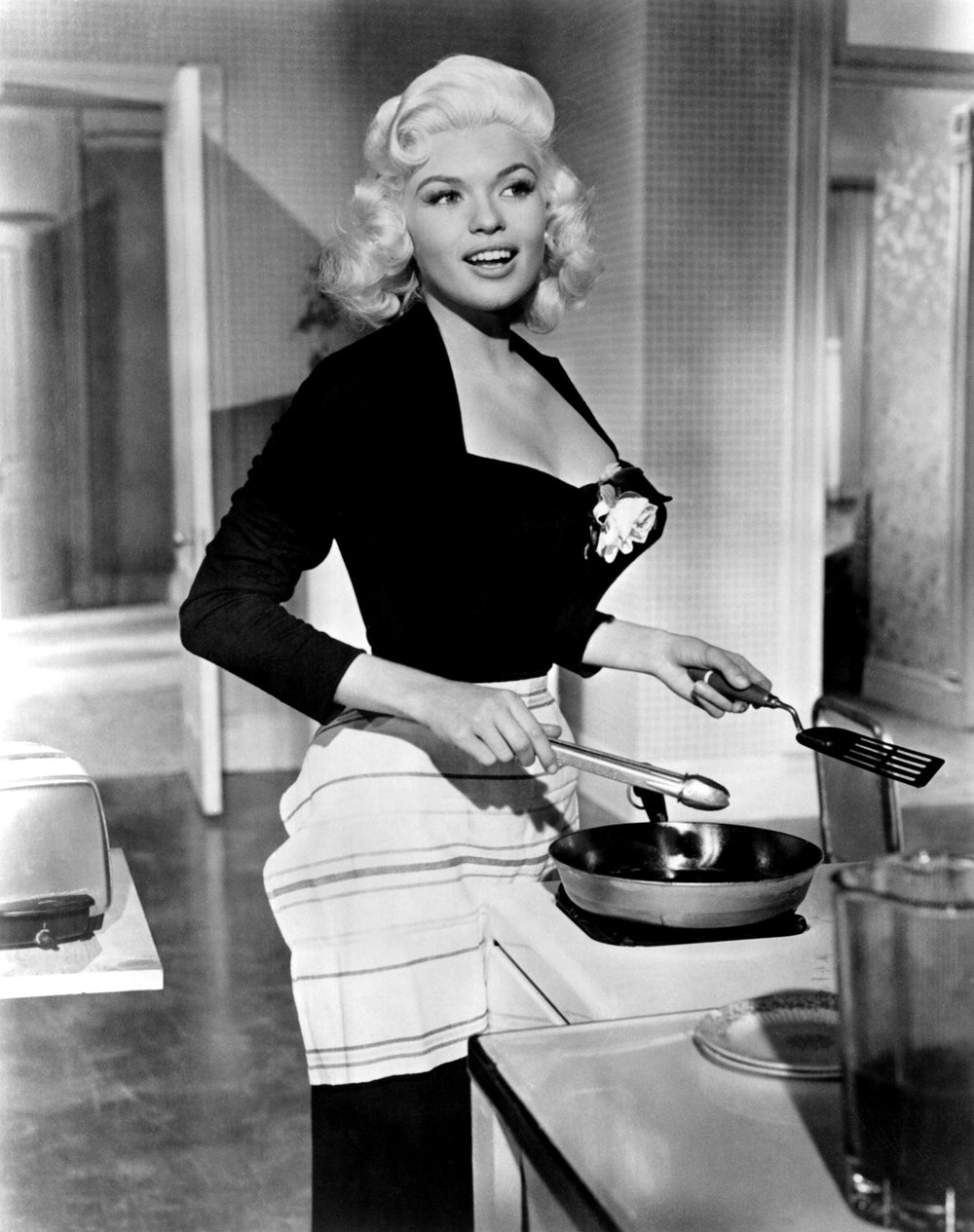Jayne Mansfield in The Girl Can't Help It (1956)