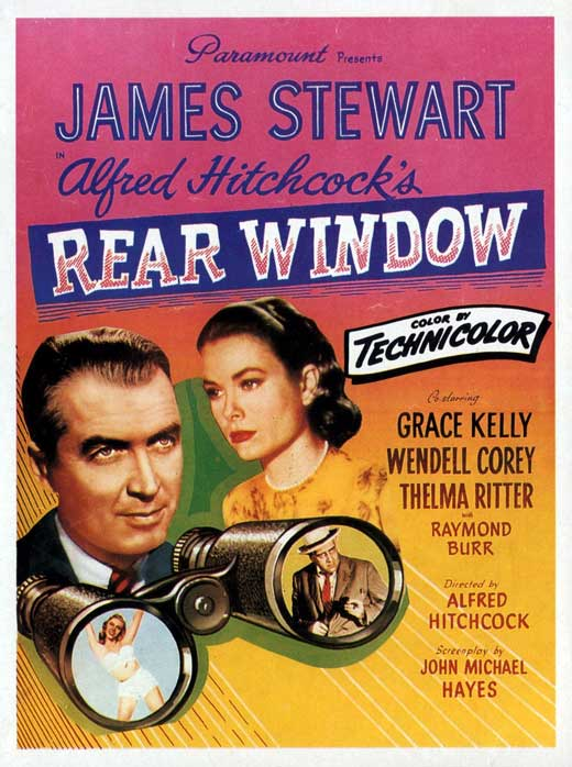 Rear Window 📽