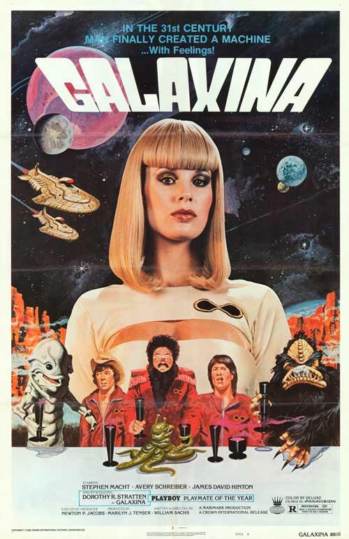 Galaxina (1980) 📖