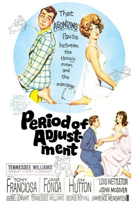 Period of Adjustment (1962) 📖