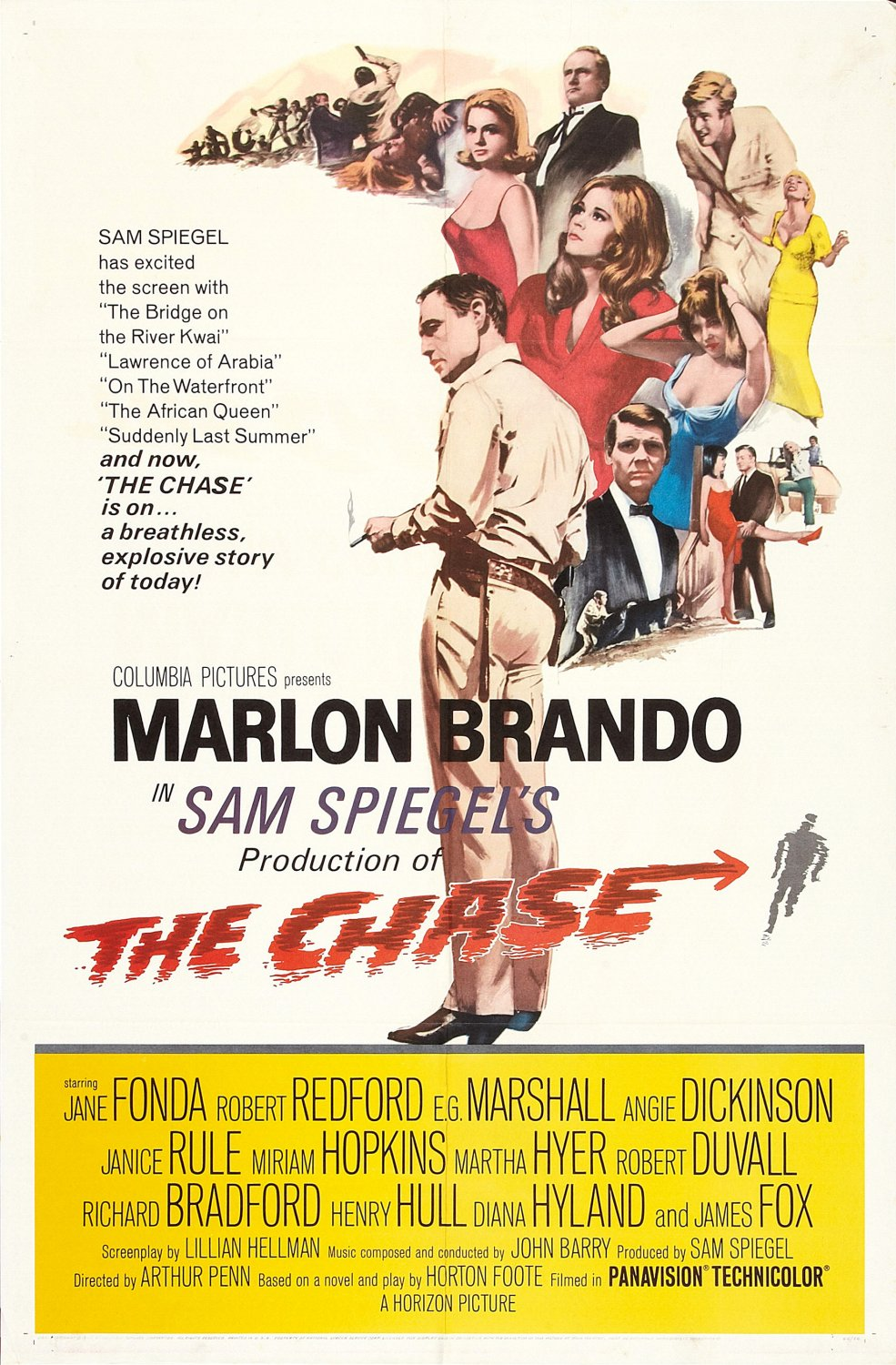 The Chase (1966) 📖