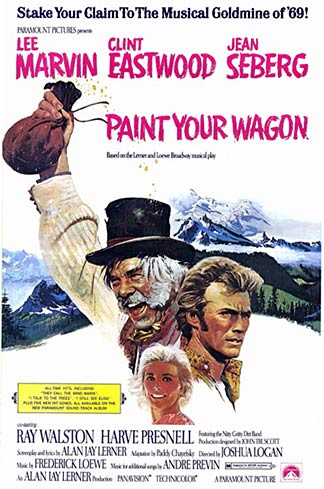 Paint Your Wagon (1969) 🌟