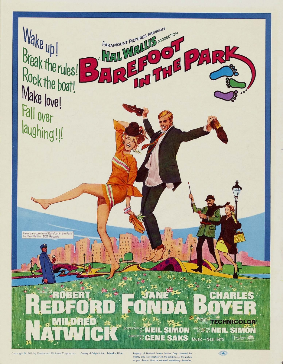 Barefoot in the Park (1967) 📽