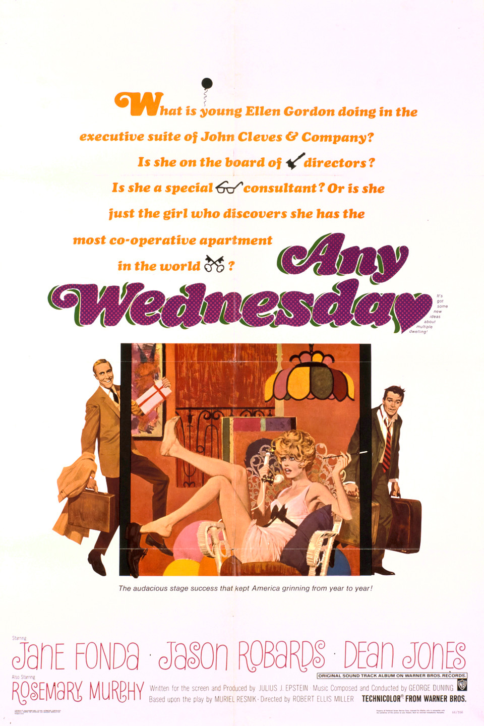 Any Wednesday (1966) 📖