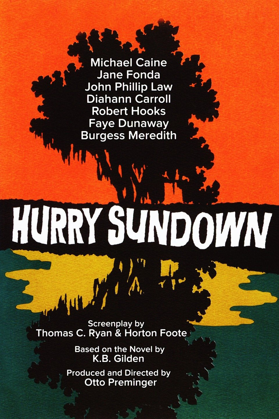 Hurry Sundown (1967) 📖