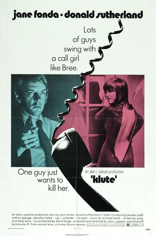 Klute (1971) 📽 🌟