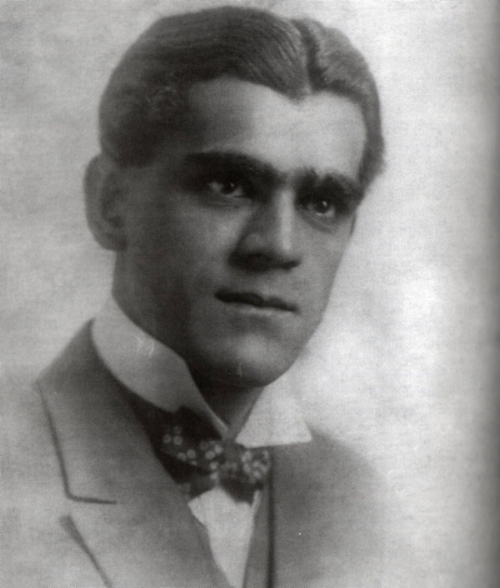 Boris Karloff, c. 1920's