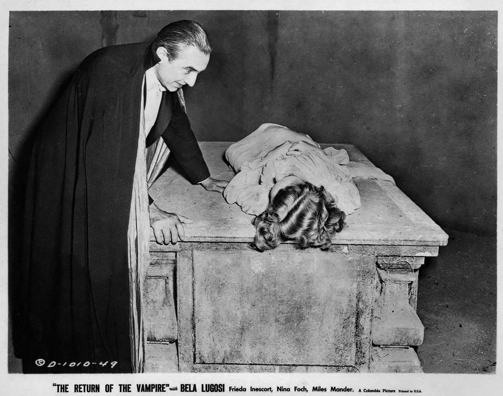 Bela Lugosi, Return of the Vampire, 1943