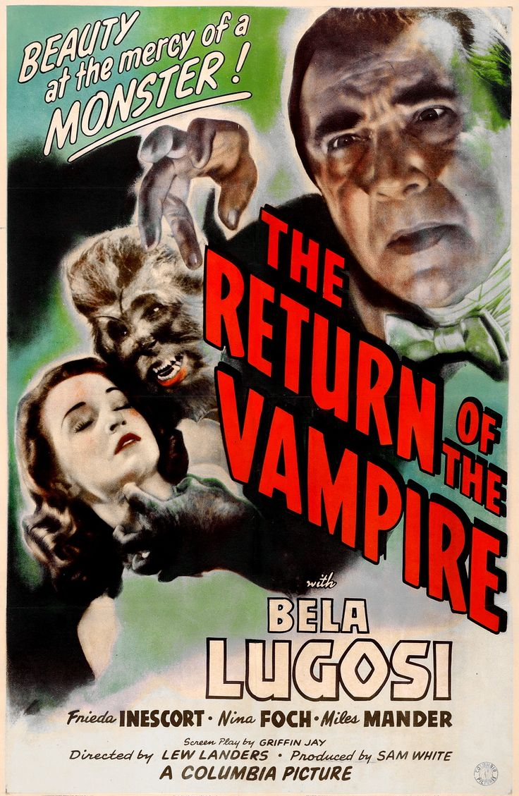 The Return of the Vampire (1943) 📖