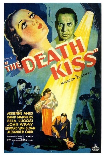 The Death Kiss (1932) 📖