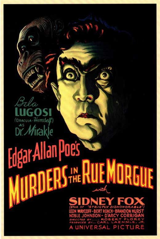 Murders in the Rue Morgue (1932) 🌟