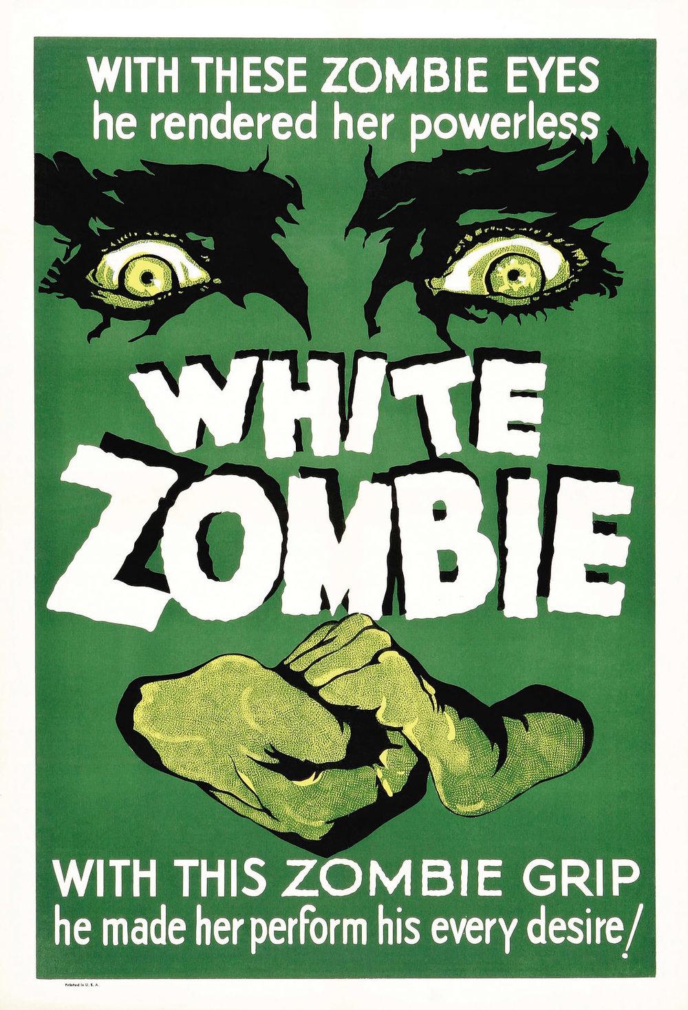 White Zombie (1932) 📽 🌟